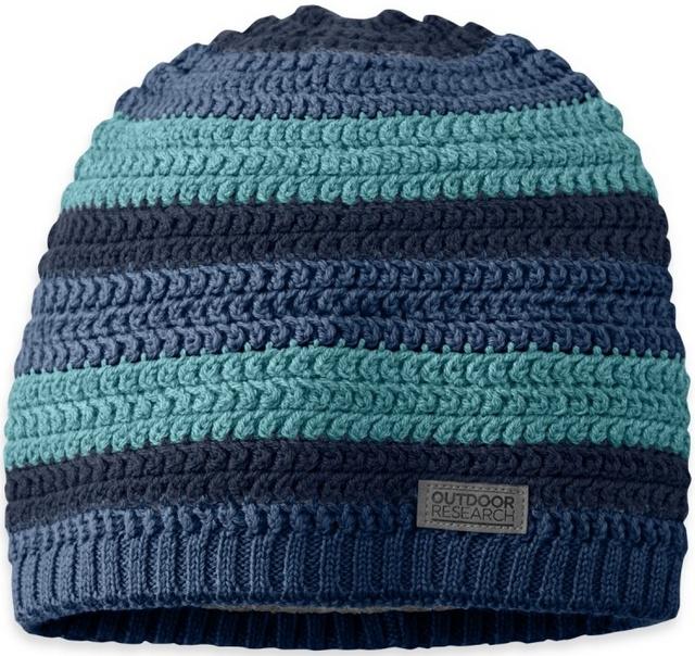 Outdoor Research Sueno 美麗諾羊毛針織保暖帽/毛帽/毛線帽 243674 0628 藍