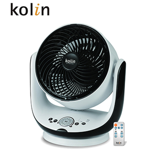 Kolin歌林 KFC-MN919DC 9吋DC立體擺頭遙控循環扇