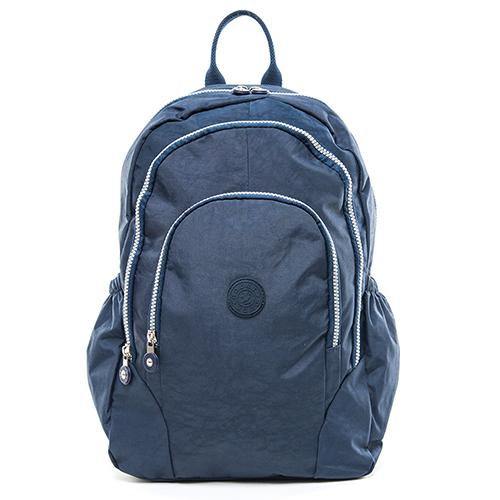 【COUNT DUCK】美系悠活輕量多收納機能型3way後背包-CD-009-藍色