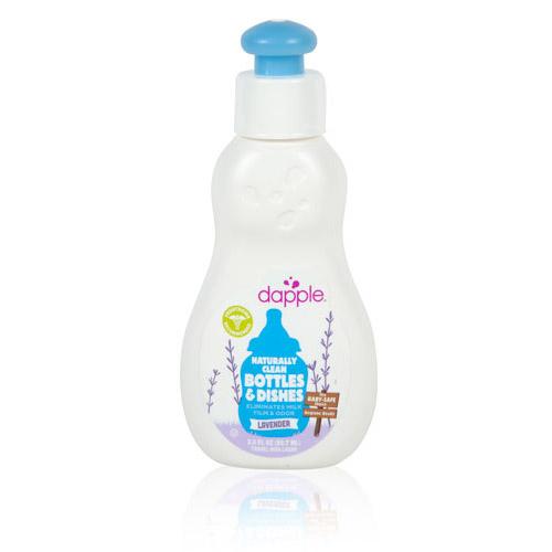 美國【Dapple】天然奶瓶/餐具清潔液 -薰衣草(90ml)
