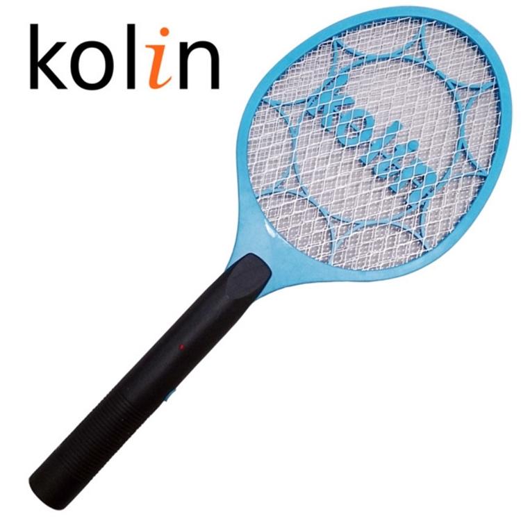 小玩子 歌林 電蚊拍 電池式 自動斷電 安全三層網 省電迴路設計 小黑蚊 分離式 KO-RB122