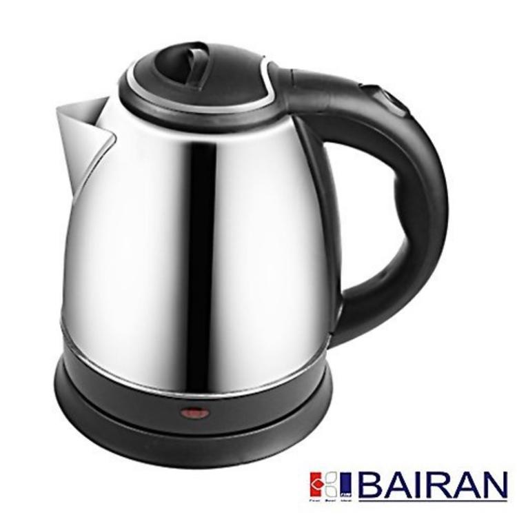 小玩子 白朗 超大容量1.5L 不鏽鋼 電茶壺 煮水壺 電水壺 底座分離設計 FBET-D01