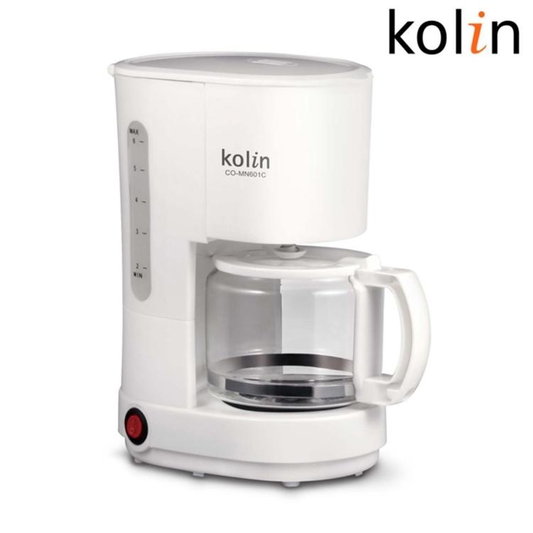 小玩子 歌林Kolin 6人份 滴漏式 咖啡機 安全 享受 便利 CO-MN601C