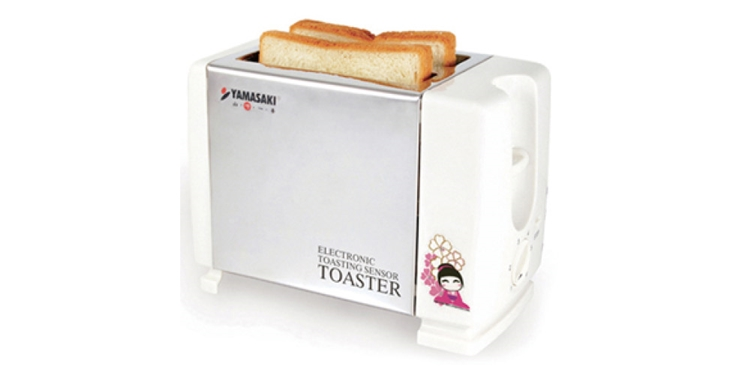 小玩子 Yamasaki 山崎 烤麵包機 溫控 輕巧 輕鬆 有趣 SK-3010