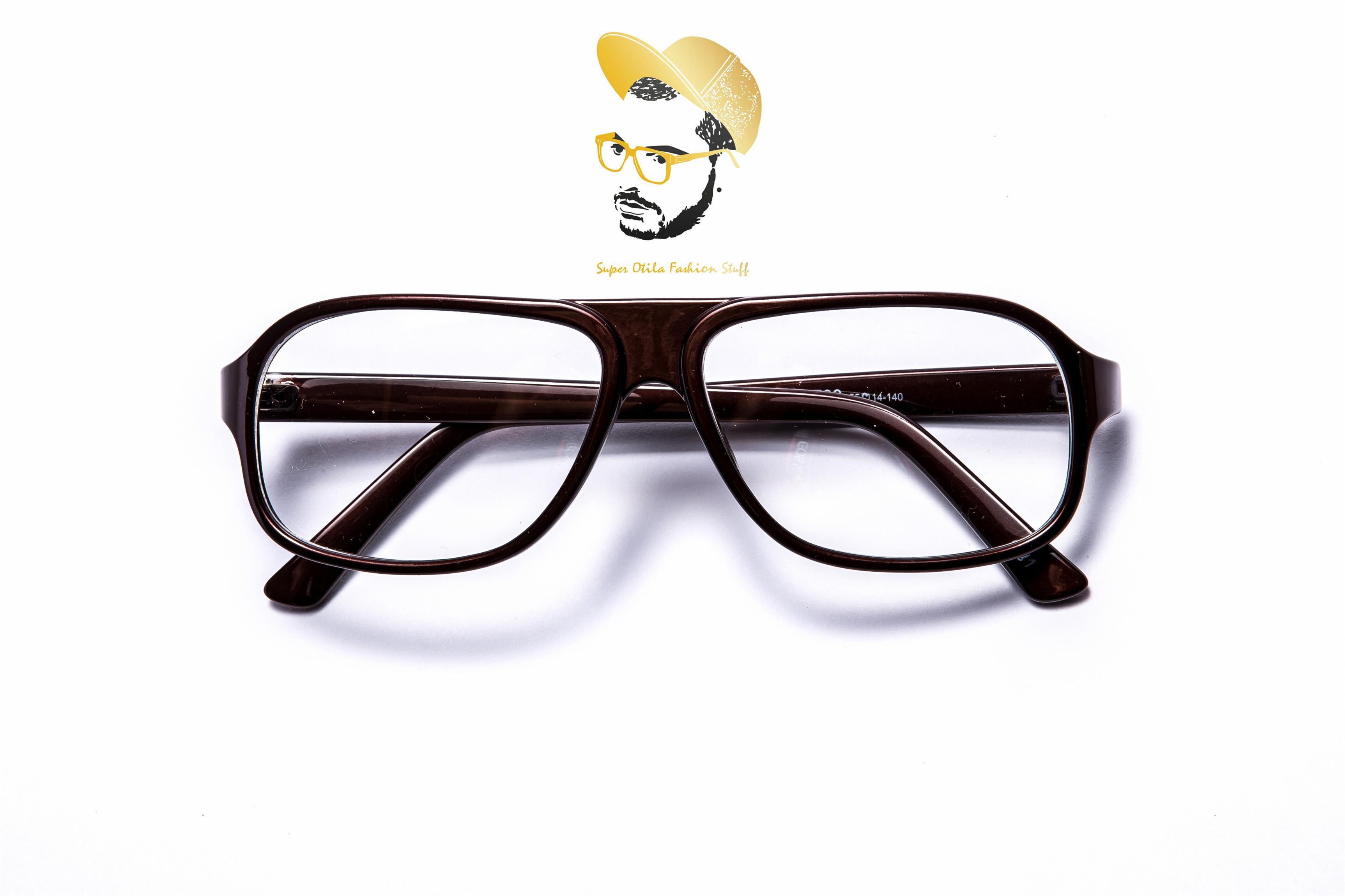 太陽眼鏡 墨鏡 眼鏡  韓國 super otila 【6738】小樹復古-香檳棕