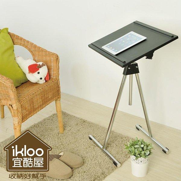 BO雜貨【YV5116】ikloo~大桌面升降工作桌 電腦桌 辦公桌 筆電 升降桌 書桌會議桌 電腦周邊