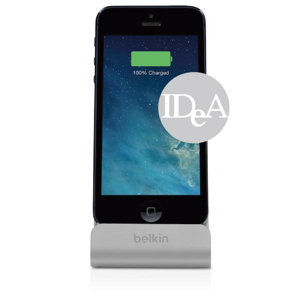 Apple  貝爾金 Belkin Charge + Sync Dock 充電 傳輸 底座  iPhone5/5S iPhone6/Plus iPad mini