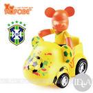 POPOBE熊 2014年巴西世界杯足球賽紀念版 車載系列 公仔車飾 巴西隊10號 非 暴力熊 MOMO熊 BE@RBRICK熊
