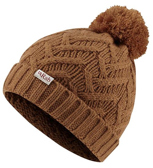 【鄉野情戶外專業】 Rab |英國|  CABLE BEANIE 保暖帽/毛帽 毛線帽/QAA-31
