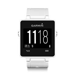 GARMIN vivoactive GPS 智慧運動錶 白色