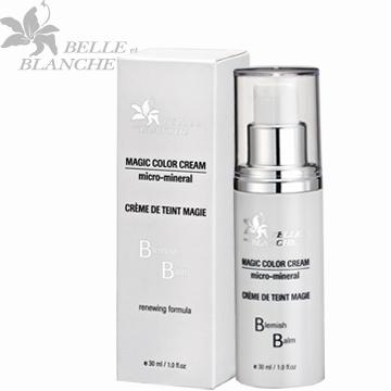 Belle et Blanche美佰麗『不致痘』微晶礦物BB活膚霜 30ml