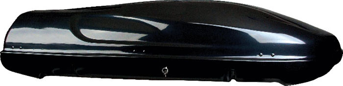【RV運動家族】WIN17 車頂行李箱 黑色