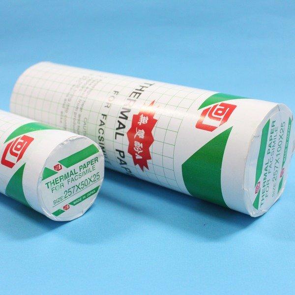 A4傳真紙(富士)大容量超高感度傳真紙(無雙酚A)210mm x 50m/一支入{定140}