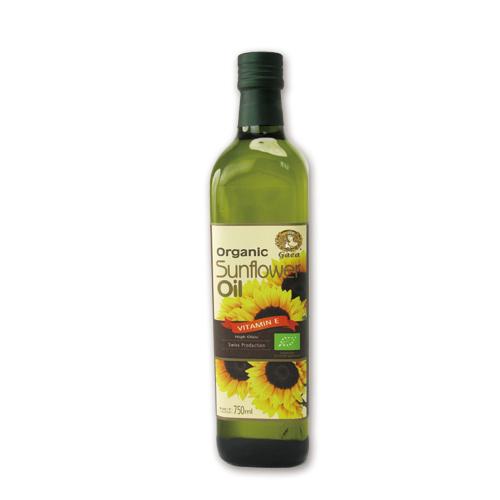 格亞-有機不飽和葵花油