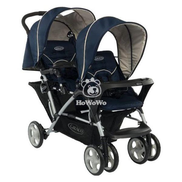GRACO  Stadium Duo 雙人前後座嬰幼兒手推車38005
