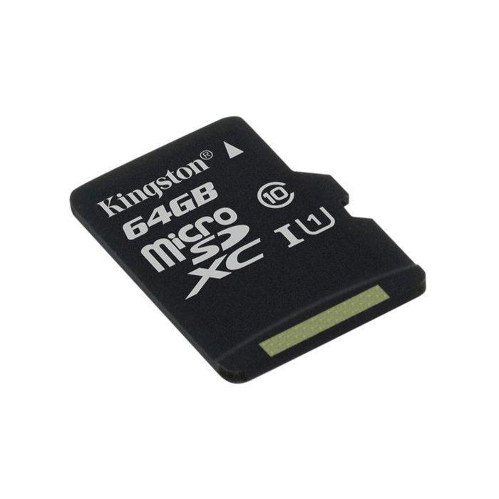 *╯新風尚潮流╭*金士頓記憶卡 64G 64GB Micro SDXC C10 U1 SDC10G2/64GB