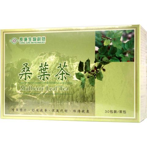長庚生技 桑葉茶 3g x30包【瑞昌藥局】005251