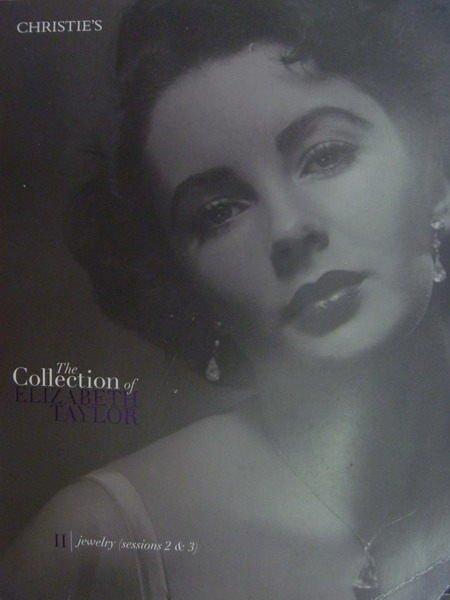 【書寶二手書T9/收藏_YIW】The Collection of Elizabeth Taylor