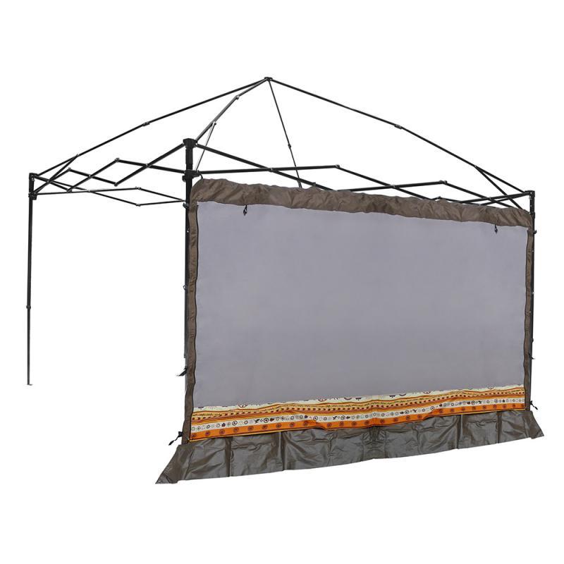 【大山野營】中和 Outdoorbase 23120 歡樂(炊事)客廳帳專用邊布 圍布-灰(附收納袋)