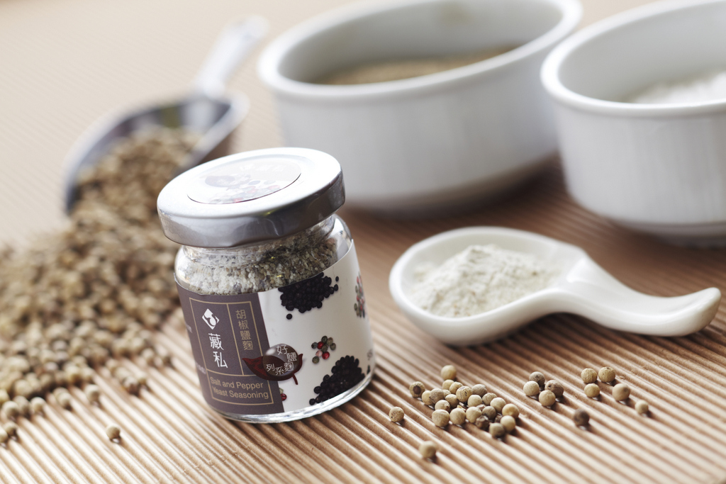 藏私-黑胡椒鹽麴粉
