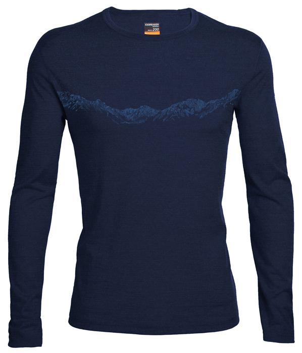 【鄉野情戶外用品店】 Icebreaker|紐西蘭| Oasis 透氣舒適美麗諾羊毛排汗衣 男款/機能衣 運動排汗衣 排汗內衣 底層衣/IB103566