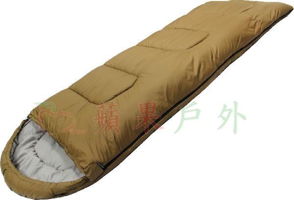 【【蘋果戶外】】吉諾佳 AS053 travel soft 中空纖維睡袋 1800g 可拼接 適溫5度 Lirosa 背包客