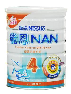 雀巢金能恩NAN 4 (新) 800g [買6送1]【合康連鎖藥局】