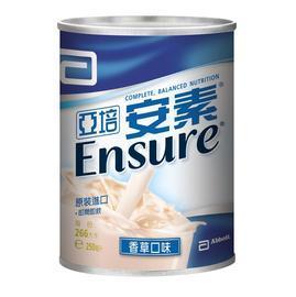 亞培安素237ml (24入/箱-香草)【合康連鎖藥局】