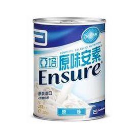 亞培安素-原味(237ml 24入/箱)【合康連鎖藥局】