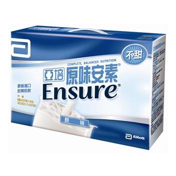 亞培安素原味8入禮盒組【合康連鎖藥局】