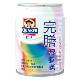 桂格完膳均衡配方-草莓口味250ml(24入)【合康連鎖藥局】