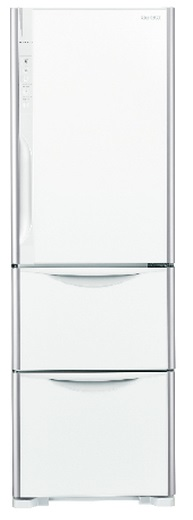 HITACHI 日立 RG36WS(GPW) 三門琉璃冰箱 (325L,琉璃白)【零利率】