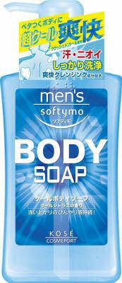日本原裝進口 KOSE超酷清涼沐浴乳