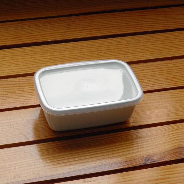 *新品上市*日本製 野田琺瑯 深型 0.5L 透明蓋 保鮮盒-WRF-S
