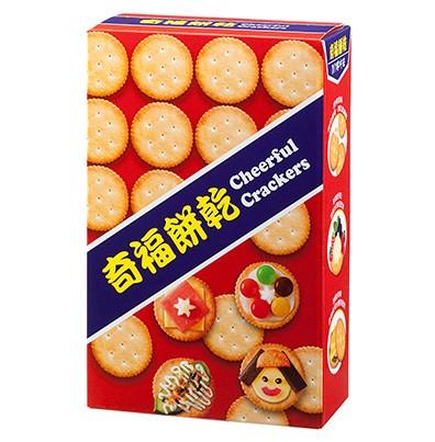掬水軒 奇福餅乾140g/2盒【合迷雅好物商城】