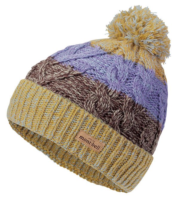 mont-bell |日本| CableKnit 針織保暖帽/毛帽 毛線帽/1118343
