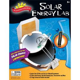 【美國Scientific Explorer】發現科學-太陽能迷你實驗室