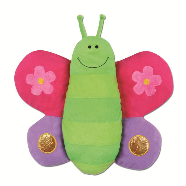 《美國Stephen Joseph》兒童動物玩偶背包(蝴蝶)