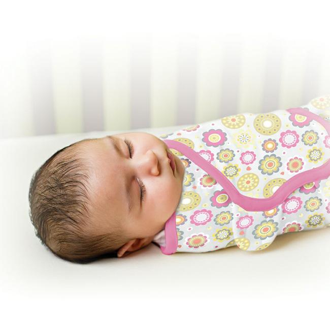 《美國Summer infant》聰明懶人育兒巾(繽紛花園) ㊣原廠授權總代理公司貨