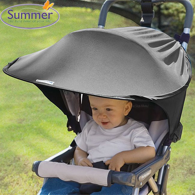 《美國Summer infant》抗UV多功能彈性遮陽罩77650 ㊣原廠授權總代理公司貨