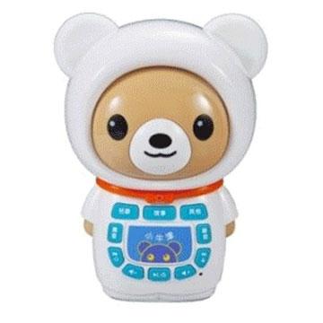 小牛津帽T熊故事機(白色)