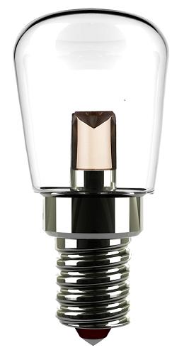 ★凌尚★P型透明LED裝飾燈燈泡E14燈頭★琥珀色