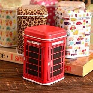 =優生活=《 結婚小物首選 》zakka長方形馬口鐵 喜糖盒 印花鐵盒 牙籤盒 結婚小物 工商贈品 交換禮物