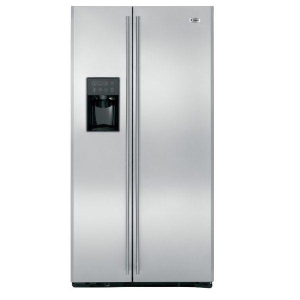 贈送 象印咖啡機 美國 GE奇異  (702L)薄型對開門冰箱【ZFSB25DSS】