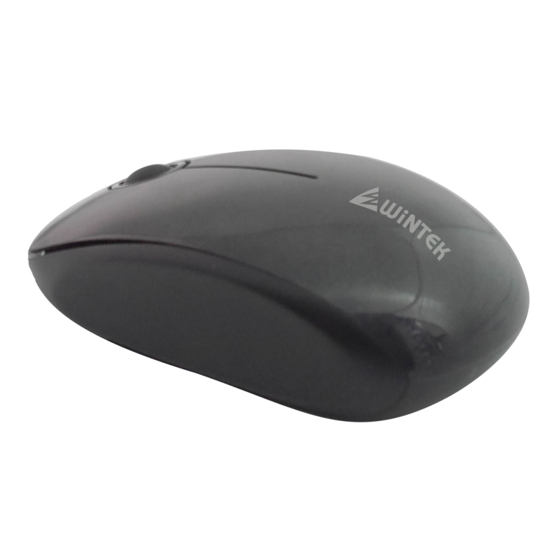 【迪特軍3C】文鎧1500 無線筆電鼠-黑 超省電 比普通無線省電五倍