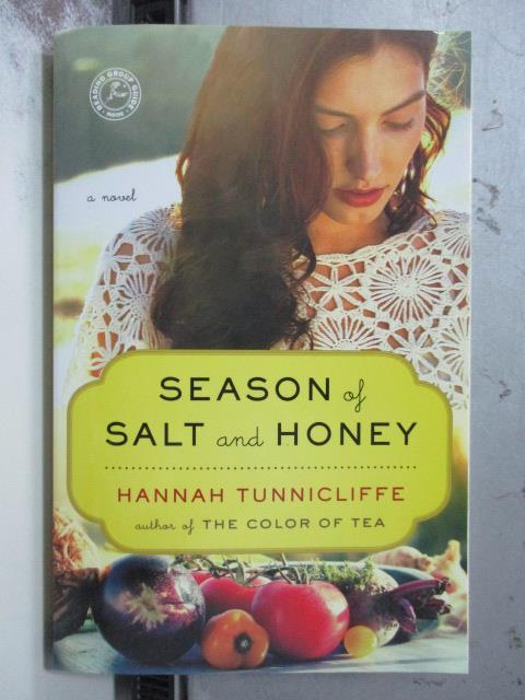 【書寶二手書T3/原文小說_OCW】Season of Salt and Honey_Hannah