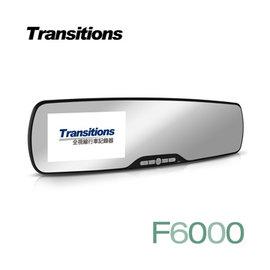 弘瀚科技全視線F6000 超廣角120度 防眩光 超輕薄後視鏡1080P行車記錄器(送16G microSDHC記憶卡)