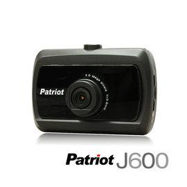 弘瀚科技愛國者J600 多功能 GPS測速器 WDR智慧停車監控 行車記錄器(新式GPS吸盤支架)+送16G SD卡
