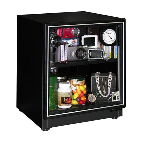 弘瀚收藏家 30公升輕巧型電子防潮箱 HD-42@台灣防潮科技製造