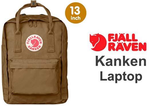 瑞典 FJALLRAVEN KANKEN laptop 13inch 220 Sand 沙棕 小狐狸包